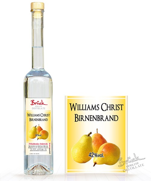 Williams Christ Birnenbrand