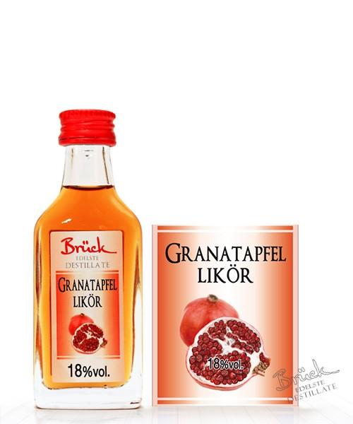 Granatapfellikör