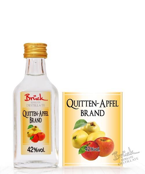 Quitten-Apfelbrand