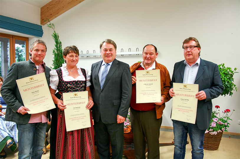 Meisterpreis für Klaus Brück